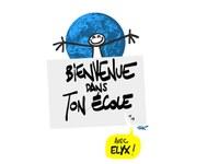 """Projet Développement Durable """"Bienvenue dans ton école avec Elyx"""""""